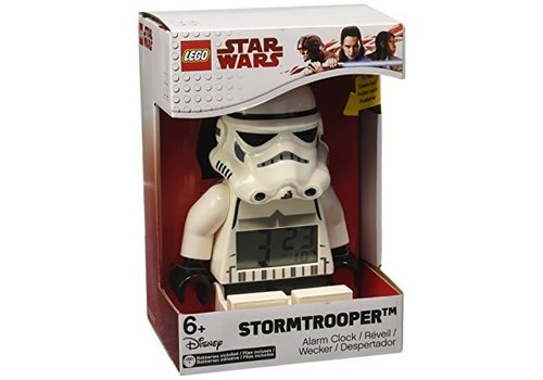 Alarm Clock: Stormtrooper