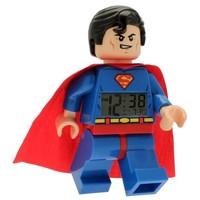 LEGO - Licensed - Superheroes - Wekker: Superman