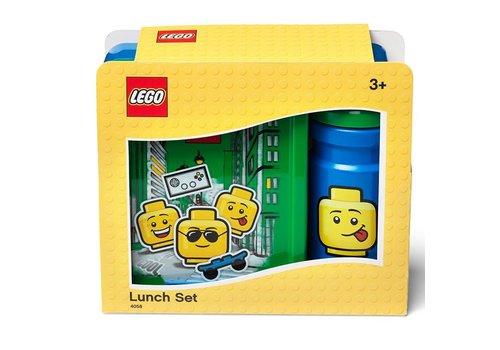 Lunchset LEGO Iconic: boy