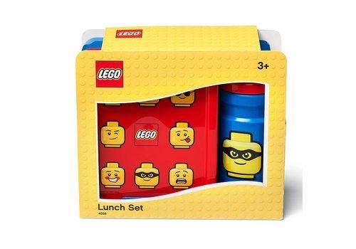 Lunch set LEGO Iconic: classic