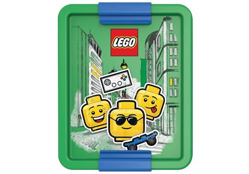 Lunch box LEGO Iconic: boy