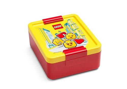 Lunchbox LEGO Iconic: girl