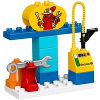 LEGO - Duplo - Stadsplein - 10836