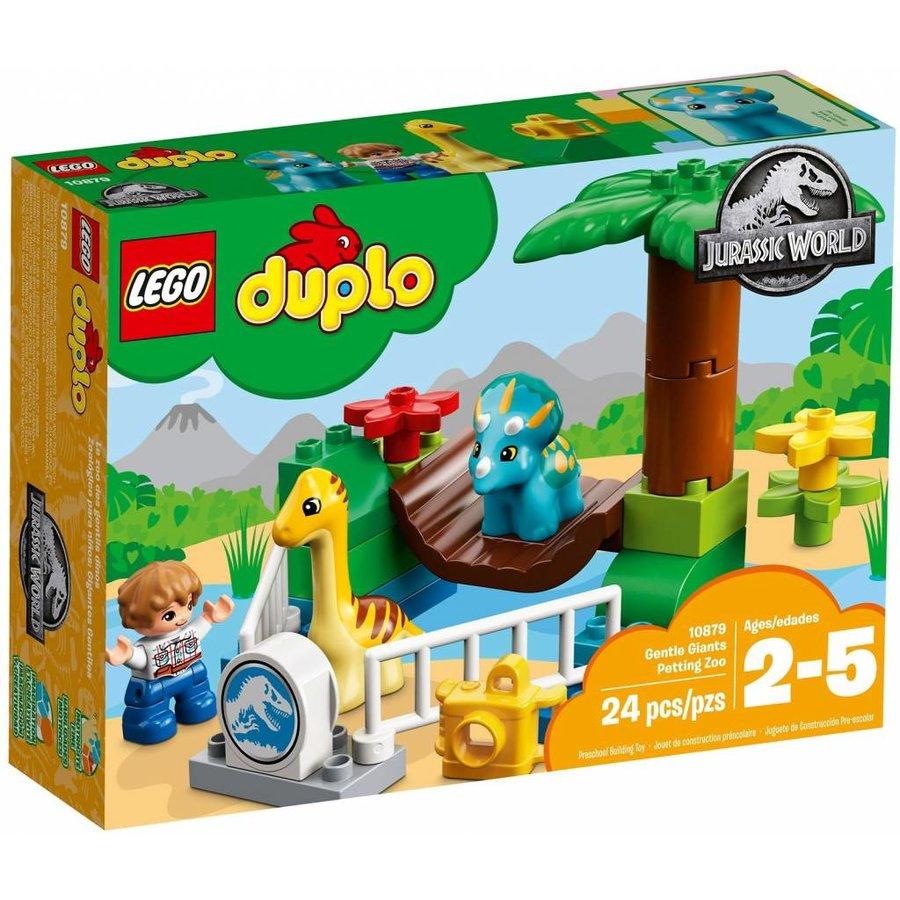 LEGO - Duplo -   Kinderboerderij met Vriendelijke Reuzen - 10879