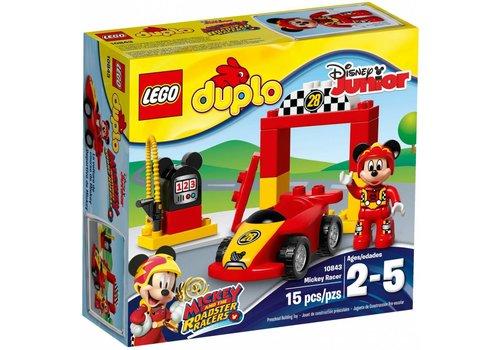 Mickey's Racewagen