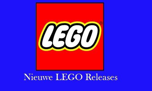 Nieuwe LEGO Releases