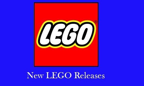 New LEGO Releases