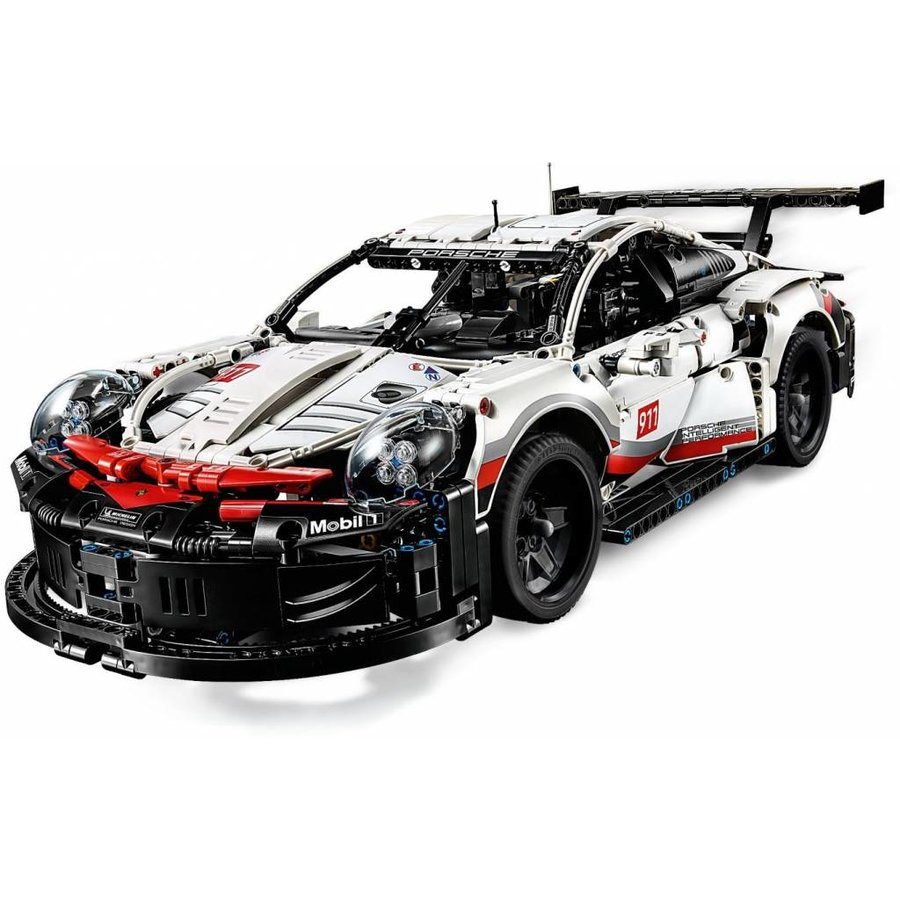 lego technic porsche 911 rsr 42096 cwjoost 100 lego. Black Bedroom Furniture Sets. Home Design Ideas