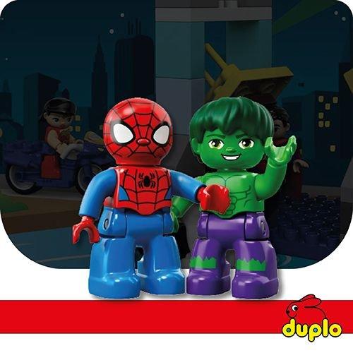 LEGO® Duplo® Superhelden