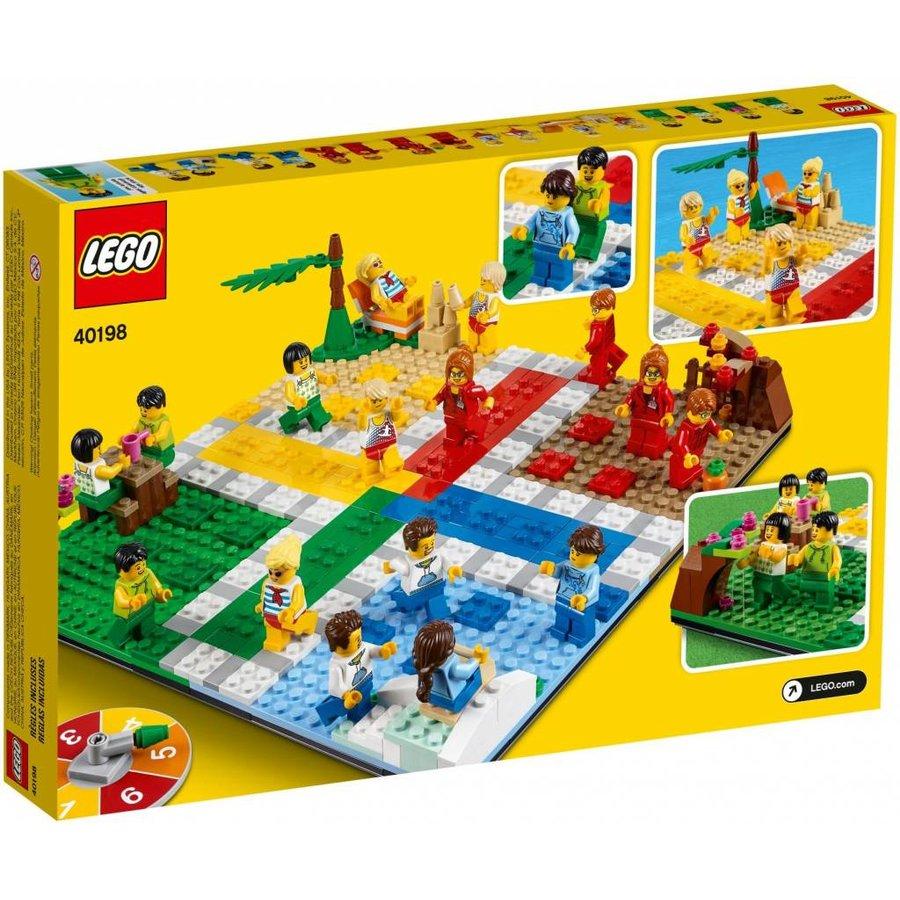 LEGO - Spellen - Mens Erger Je Niet - 40198