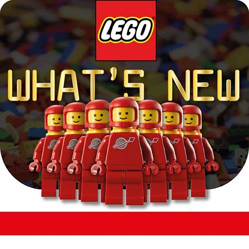 LEGO® Whats New?