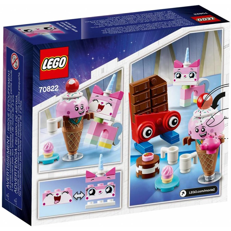 LEGO - The Movie 2 - Unikitty's Sweetest Friends EVER - 70822