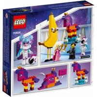 LEGO - The Movie 2 - Maak kennis met koningin Wiedan ook Watdanook - 70824