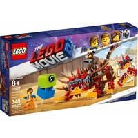 LEGO - The Movie 2 - Ultrakatty & Strijder Lucy - 70827