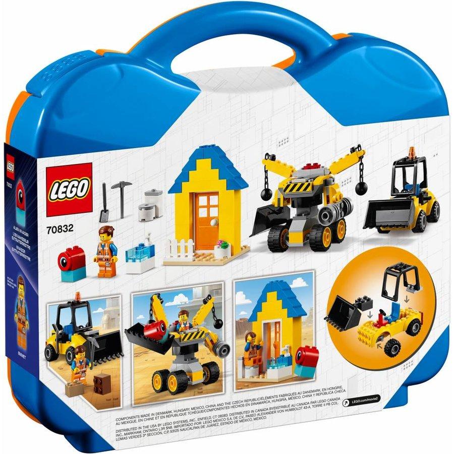 LEGO - The Movie 2 - Emmets Bouwdoos - 70832