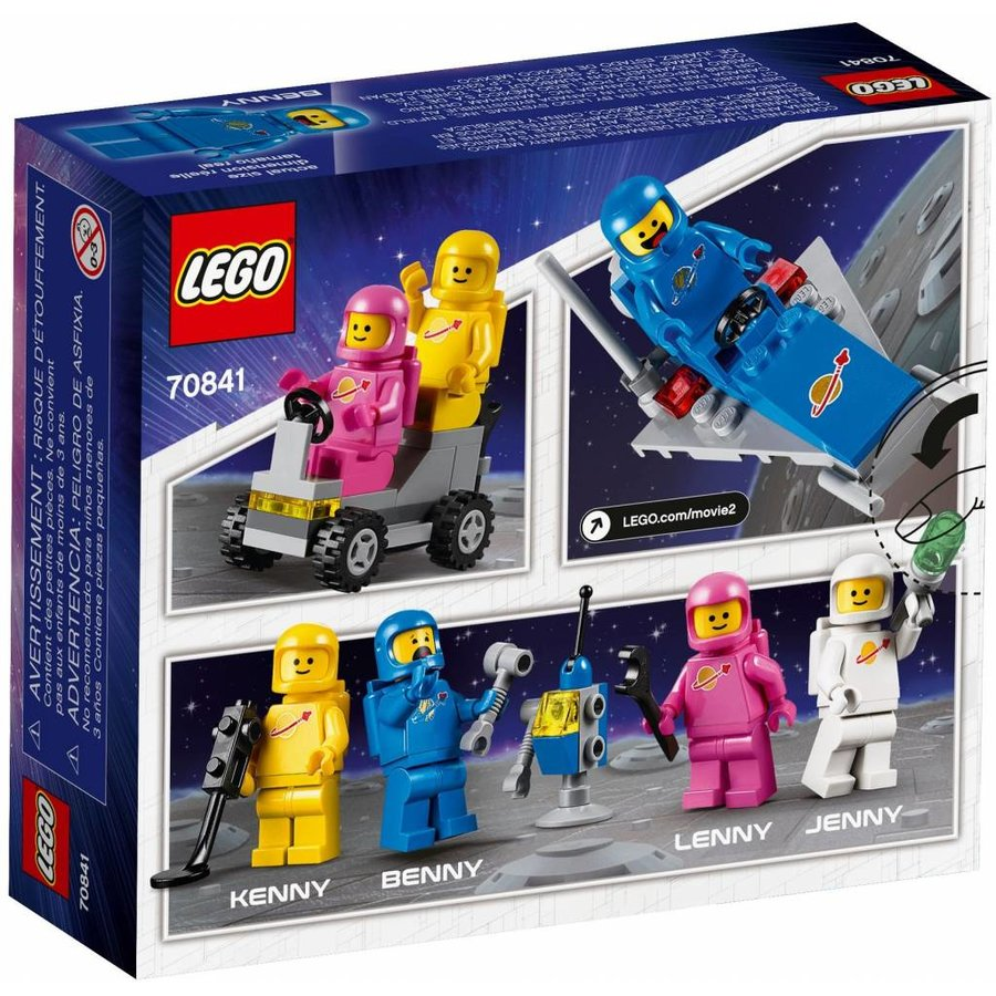 LEGO - The Movie 2 - Benny's Space Squad - 70841