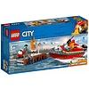 City LEGO - City - Dock Side Fire - 60213
