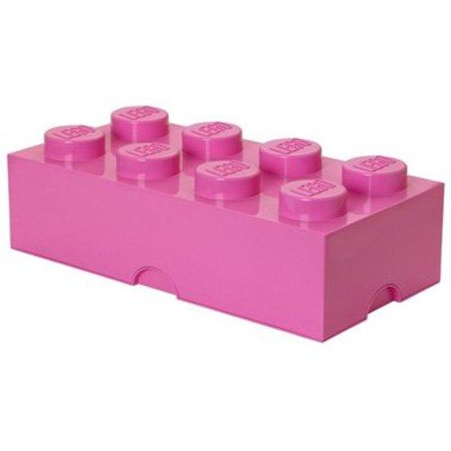 Storage Box LEGO Brick Pink