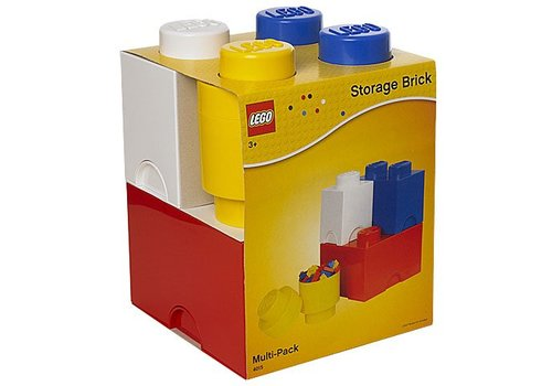 Multipack 4-piece storage set