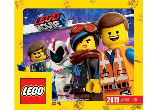 LEGO® BROCHURE 2019 Januari - Juni