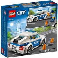 LEGO - City -  Politiepatrouille Wagen - 60239