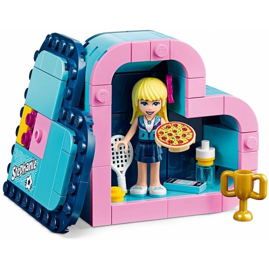 LEGO - Friends -  Stephanie's Heart Box - 41356