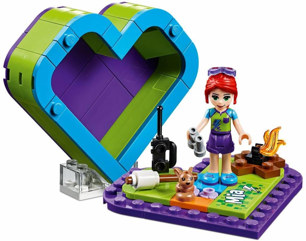 Lego Friends Mias Heart Box 41358 Cwjoost 100 Lego