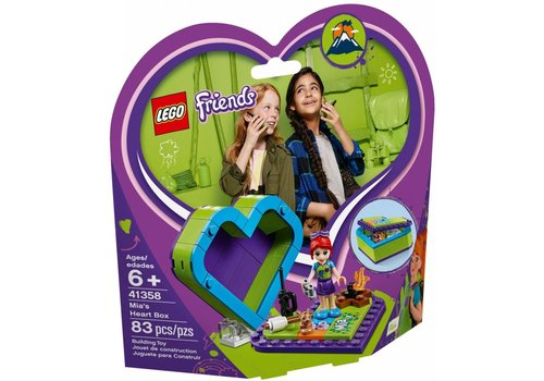 Mia's Heart Box