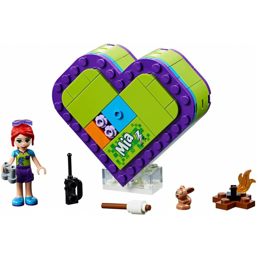 LEGO - Friends - Mia's Heart Box - 41358