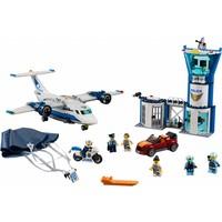 LEGO - City - Luchtpolitie Luchtmachtbasis - 60210