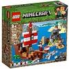 Minecraft LEGO - Minecraft -  Adventure on the Pirate Ship - 21152