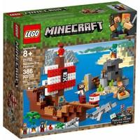 LEGO - Minecraft -  Adventure on the Pirate Ship - 21152