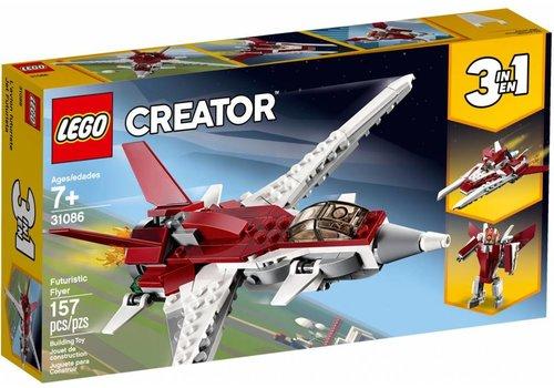 Futuristisch Vliegtuig