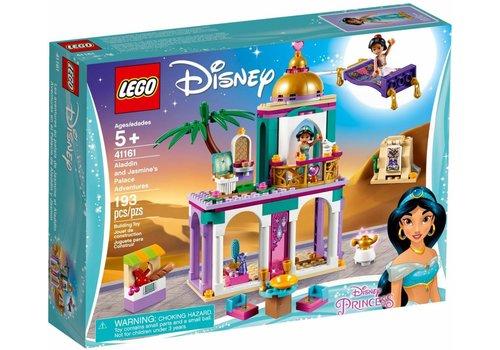 Aladdins en Jasmine`s Paleisavonturen