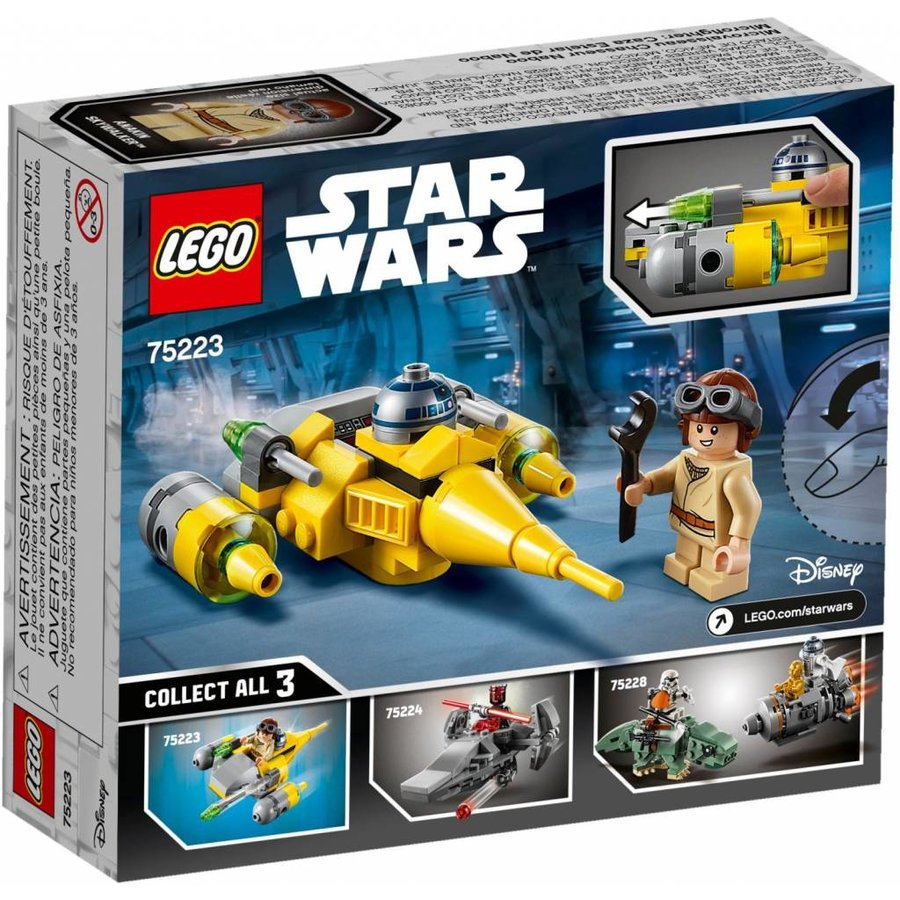 LEGO - Star Wars - Naboo Starfighter - 75223