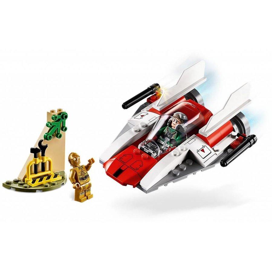LEGO - Star Wars - Rebel A-Wing Starfighter - 75247