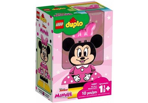 Mijn eerste Minnie Mouse
