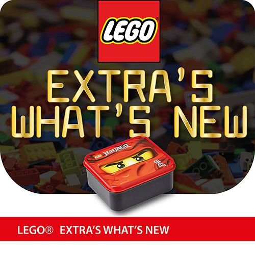 LEGO® Extra's What's New?