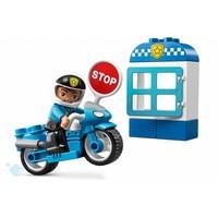 LEGO - Duplo - Police Bike - 10900