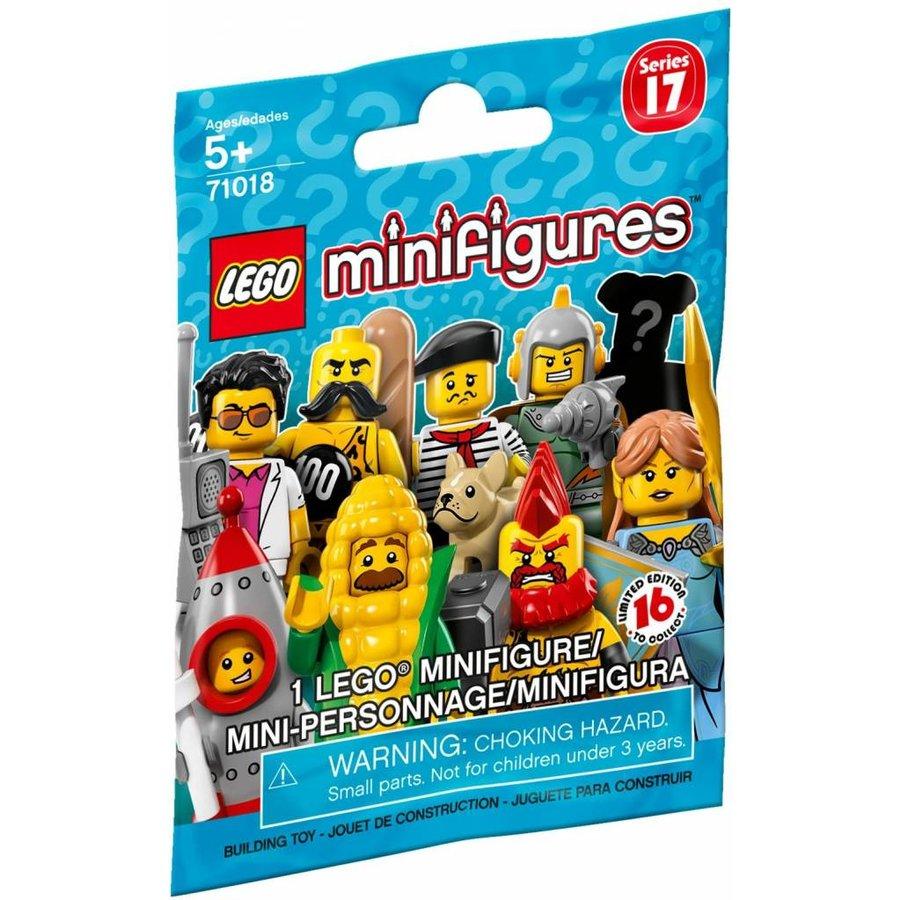 LEGO - Collectible Minifigures - Serie 17 - 71018