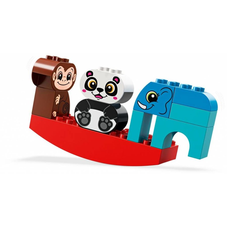 LEGO - Duplo -  Mijn Eerste Balancerende Dieren - 10884
