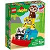 LEGO Duplo LEGO - Duplo -  Mijn Eerste Balancerende Dieren - 10884