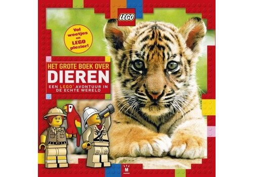 The Large Book about Animals (Dutch Version)