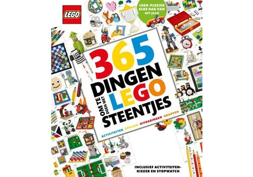 365 Things to do with LEGO® Stones (Dutch Version)