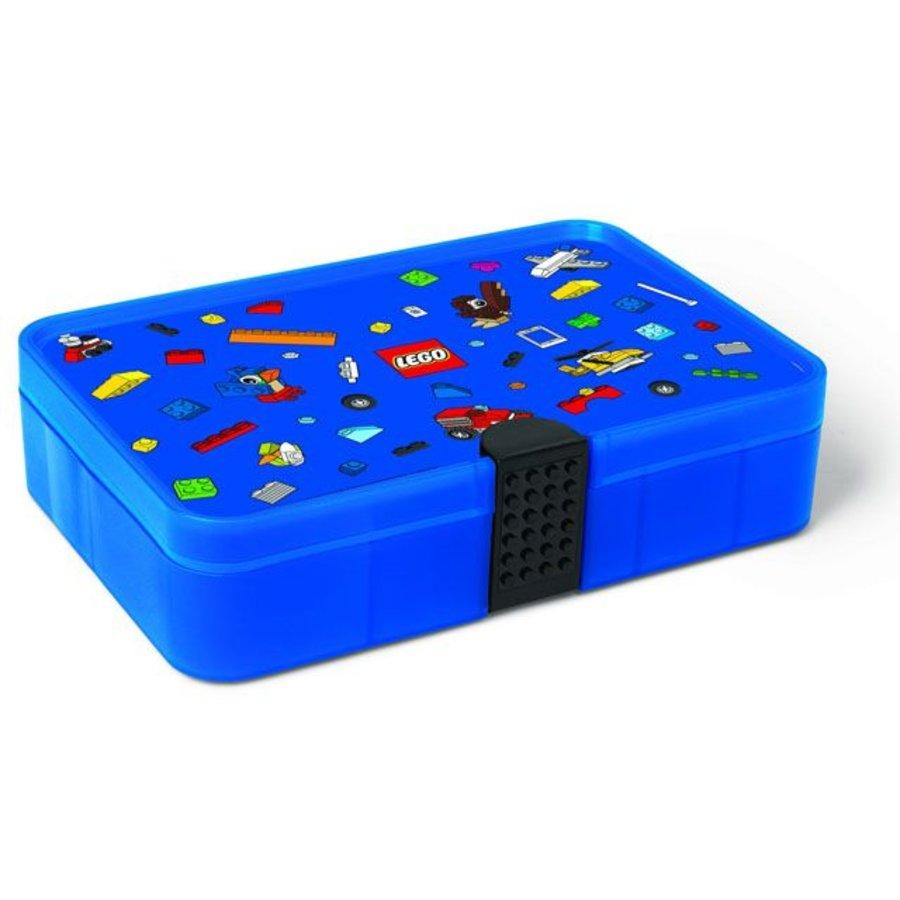 LEGO - Classic -  Sorting Suitcase - Blue