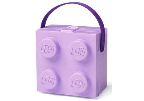 Lunchkoffer Lavendel