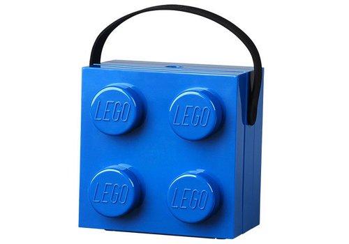 Lunchkoffer Blauw