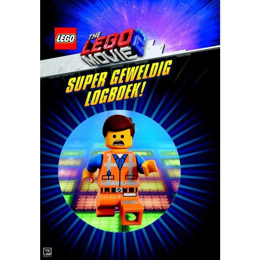 LEGO - Books - The LEGO Movie 2 - Super Great Logbook!