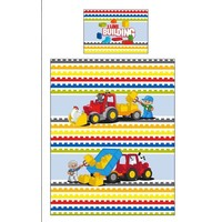 LEGO - Duplo - Dekbedovertrek - I Love Building