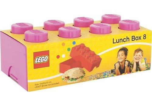 Lunchbox 2x4 Roze